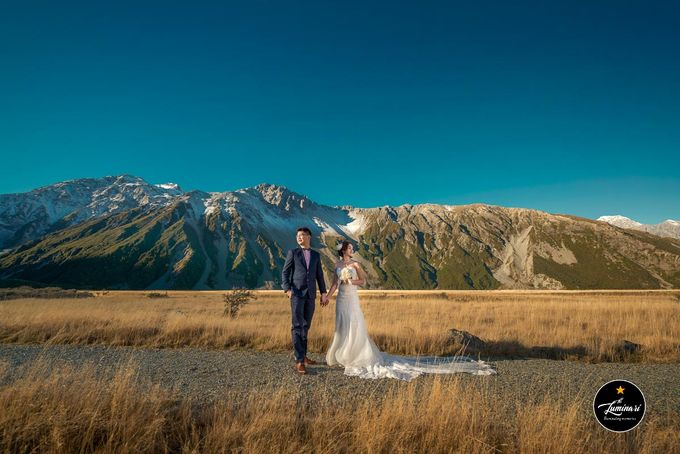 New Zealand Wedding 2018 by The Luminari - 011