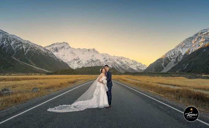 New Zealand Wedding 2018 by The Luminari - 012