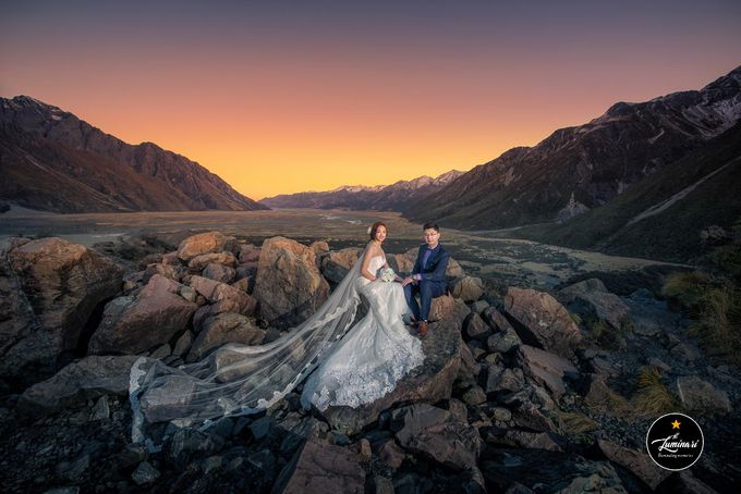 New Zealand Wedding 2018 by The Luminari - 014