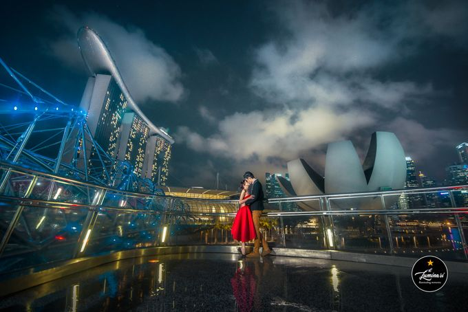 Singapore Wedding Part 1 by The Luminari - 017