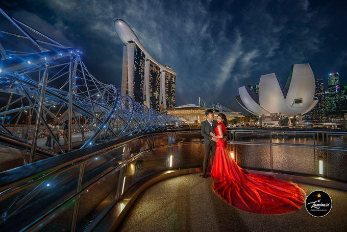 Singapore Wedding Part 1 by The Luminari - 001