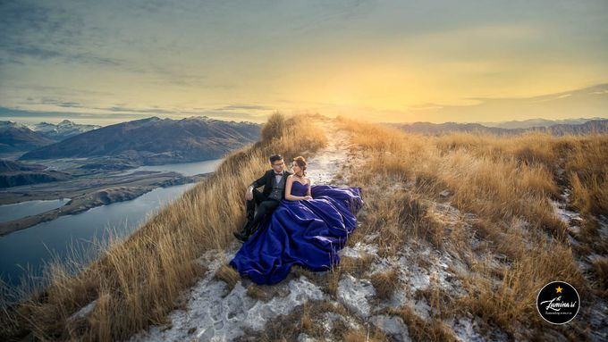 New Zealand Wedding 2018 by The Luminari - 020