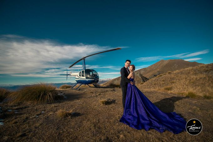 New Zealand Wedding 2018 by The Luminari - 021