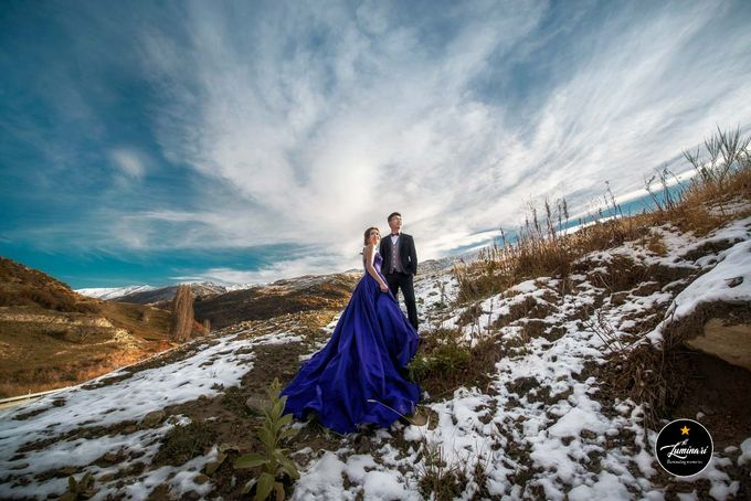 New Zealand Wedding 2018 by The Luminari - 026