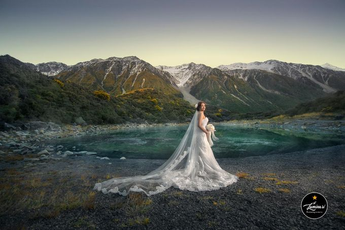 New Zealand Wedding 2018 by The Luminari - 032