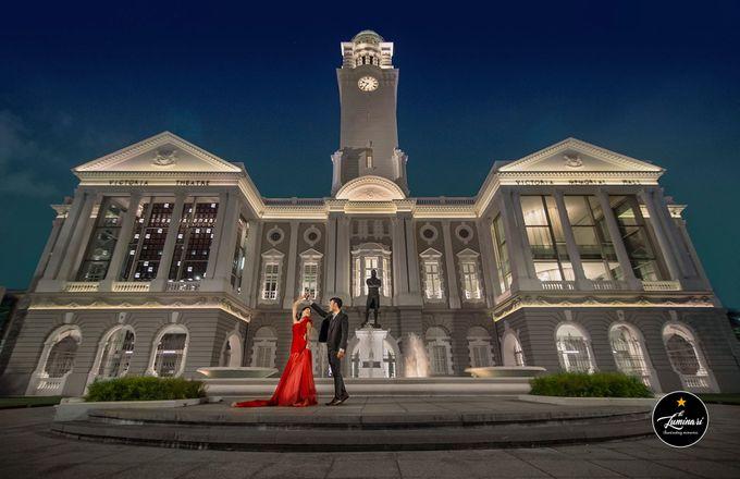 Singapore Wedding Part 1 by The Luminari - 034