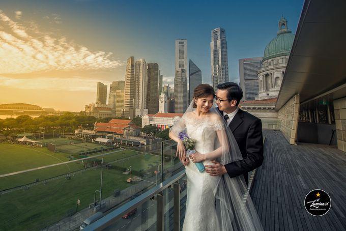 Singapore Wedding Part 1 by The Luminari - 035