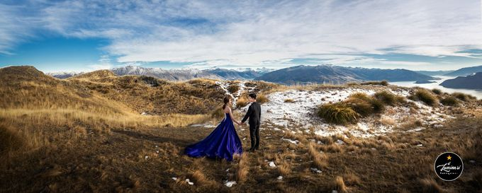 New Zealand Wedding 2018 by The Luminari - 035