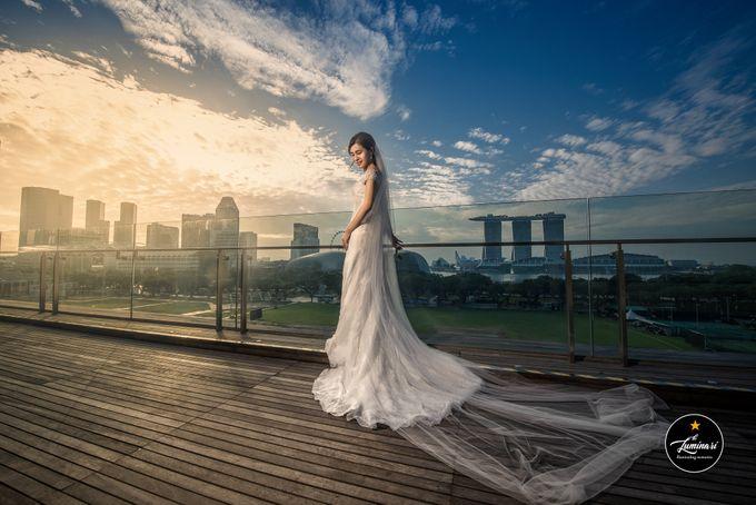 Singapore Wedding Part 1 by The Luminari - 038