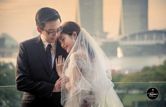 Singapore Wedding Part 1 by The Luminari - 041