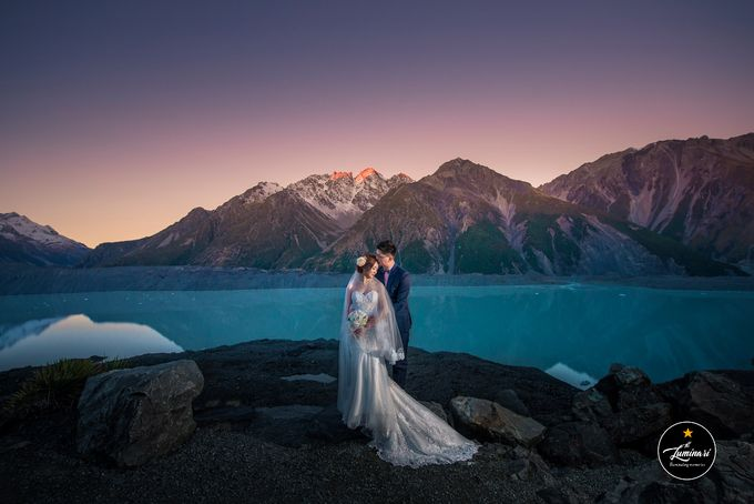 New Zealand Wedding 2018 by The Luminari - 005