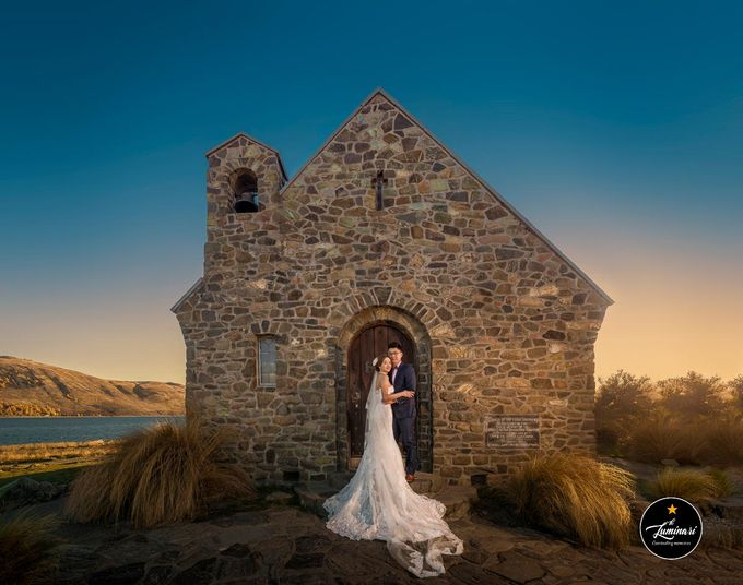 New Zealand Wedding 2018 by The Luminari - 008