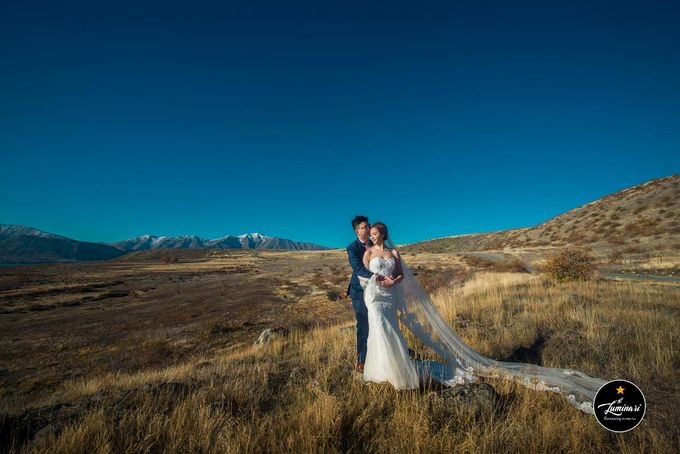 New Zealand Wedding 2018 by The Luminari - 009