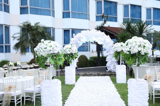 Sky Garden Wedding by Millennium Hotel Sirih Jakarta - 002
