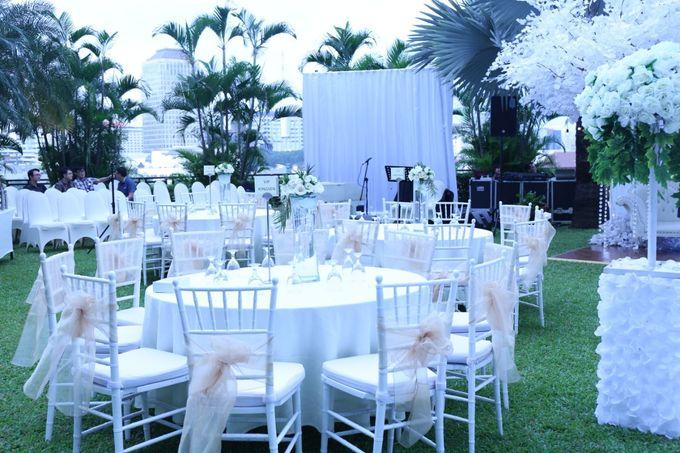 Sky Garden Wedding by Millennium Hotel Sirih Jakarta - 006