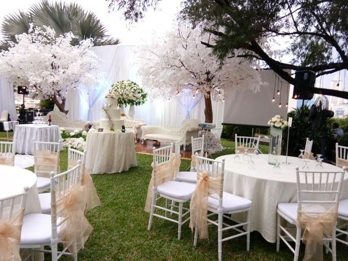 Sky Garden Wedding by Millennium Hotel Sirih Jakarta - 001