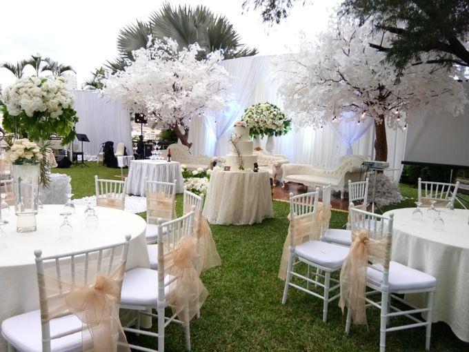 Sky Garden Wedding by Millennium Hotel Sirih Jakarta - 005