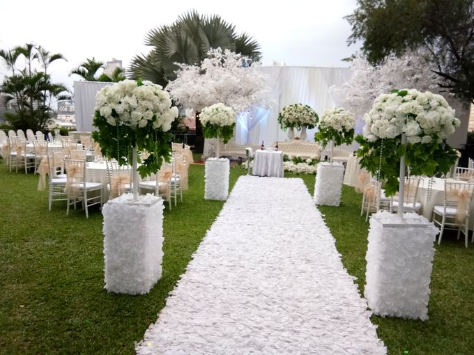 Sky Garden Wedding by Millennium Hotel Sirih Jakarta - 003