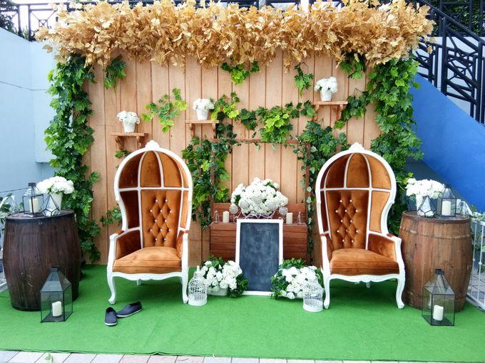 Sky Garden Wedding by Millennium Hotel Sirih Jakarta - 007