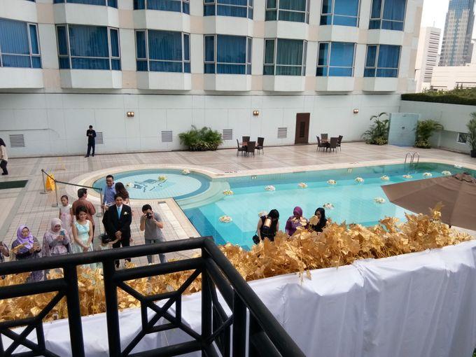 Sky Garden Wedding by Millennium Hotel Sirih Jakarta - 008