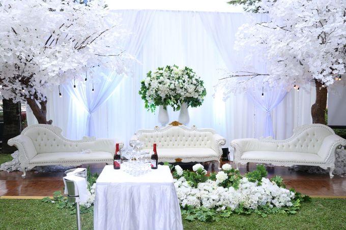 Sky Garden Wedding by Millennium Hotel Sirih Jakarta - 004