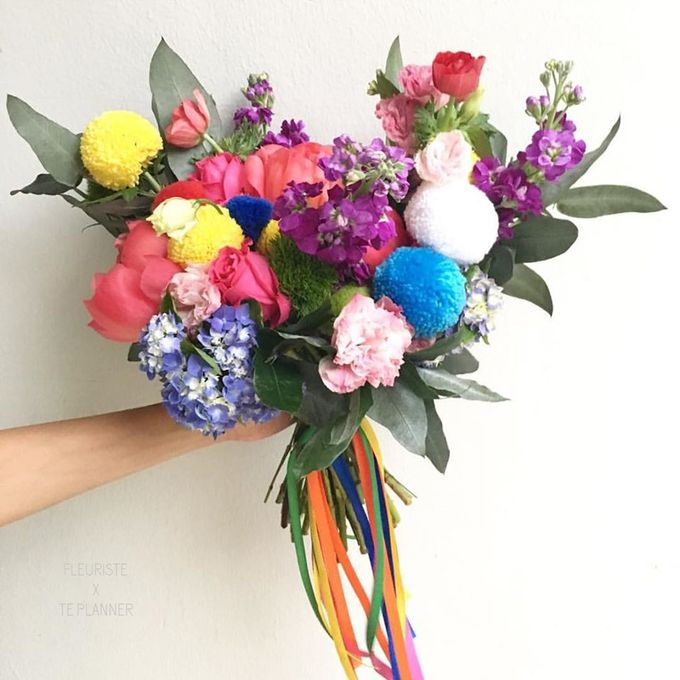 Flowers Bouquet by Te Planner - 031