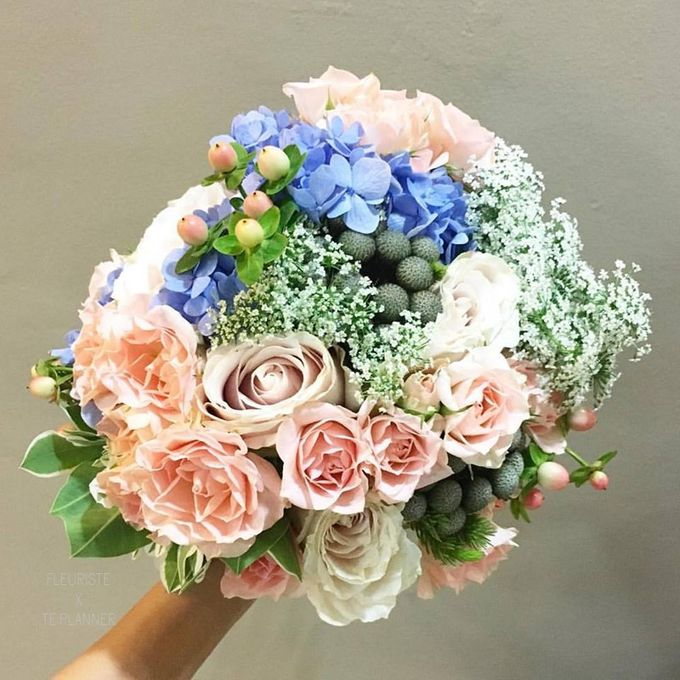 Flowers Bouquet by Te Planner - 019