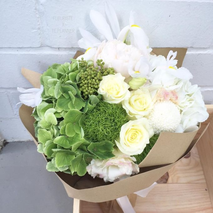 Flowers Bouquet by Te Planner - 033