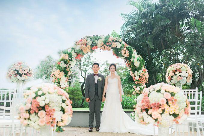 Holy Matrimony Decoration by Fleur de Lis - 001