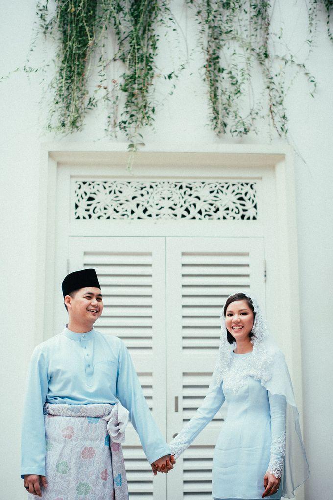 Fauzi & Nadiah by 27A - 001