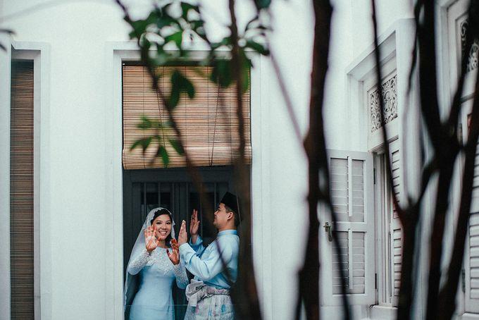 Fauzi & Nadiah by 27A - 002
