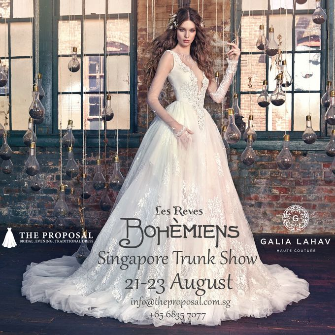 Les Reves Bohemiens Trunk Show 21-23 Aug by The Proposal - 007