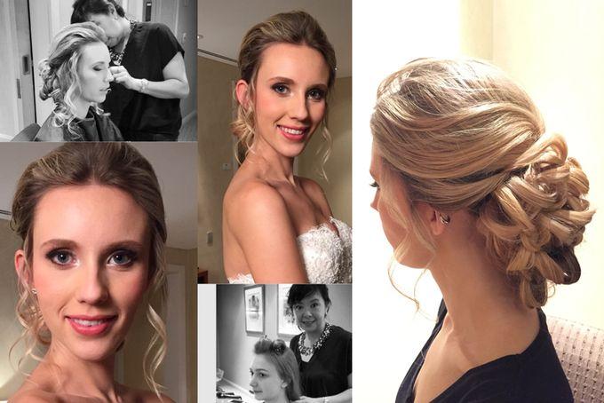 Wedding   Hair Styling by Felicia Sarwono Makeup Art - 004