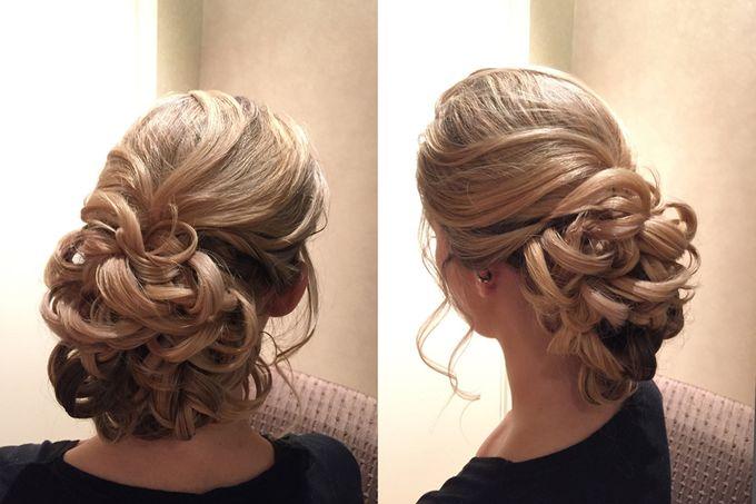 Wedding   Hair Styling by Felicia Sarwono Makeup Art - 002