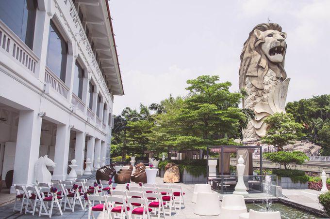 Solemnisation Previews by Le Meridien Singapore, Sentosa - 002