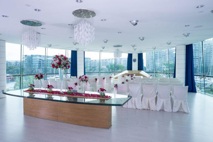 NOVA Room Solemnization by ONE°15 Marina Sentosa Cove, Singapore - 002
