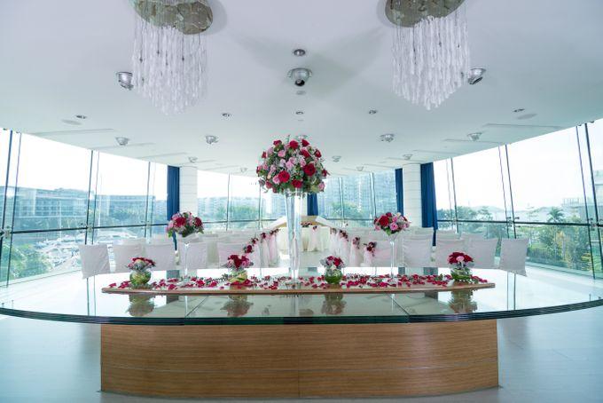 NOVA Room Solemnization by ONE°15 Marina Sentosa Cove, Singapore - 004