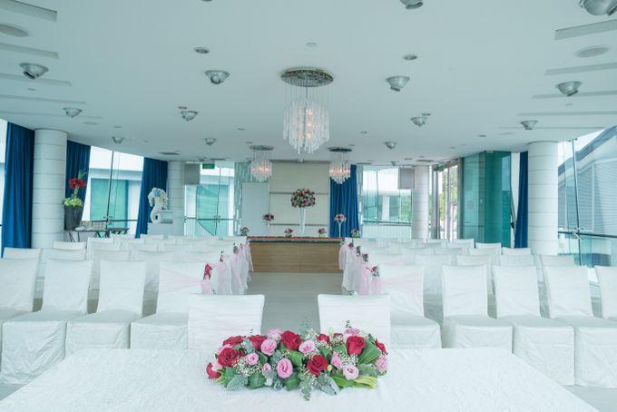NOVA Room Solemnization by ONE°15 Marina Sentosa Cove, Singapore - 005