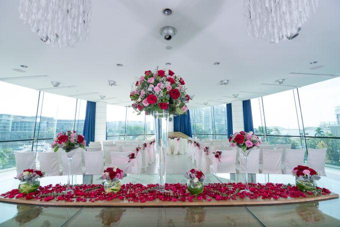 NOVA Room Solemnization by ONE°15 Marina Sentosa Cove, Singapore - 001