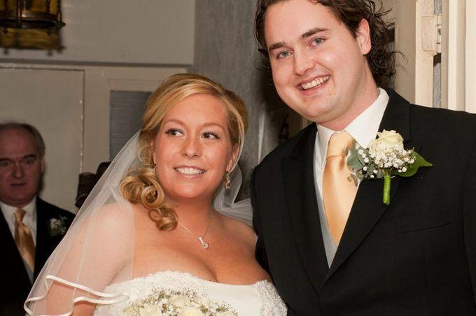Wedding Willem - Sophie by Vivi Christin Makeup Artist & Hair Stylist - 001