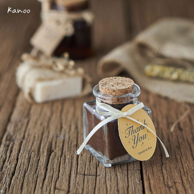 Wedding Souvenir   Coffee in the Jar by Kanoo Paper & Gift