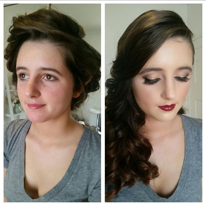 Special Occassion Makeup by Jessica Woods Makeup - 001