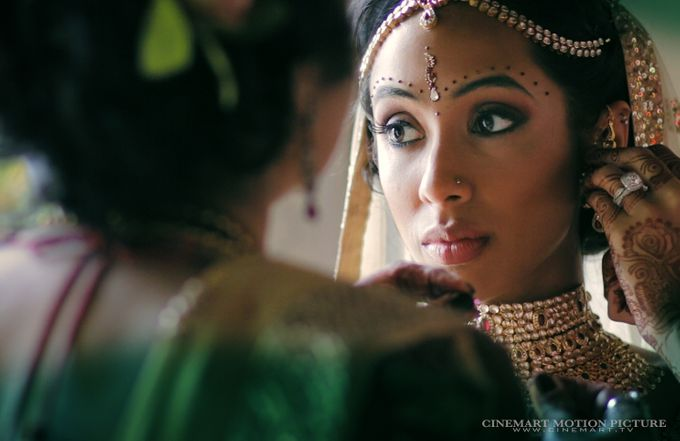 Indian-American Luxury Destination Wedding by Cinemart Motion Picture - 015