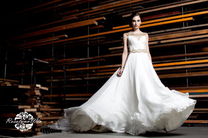Avant Garde Collection by Rosalynn Win Haute Couture - 005