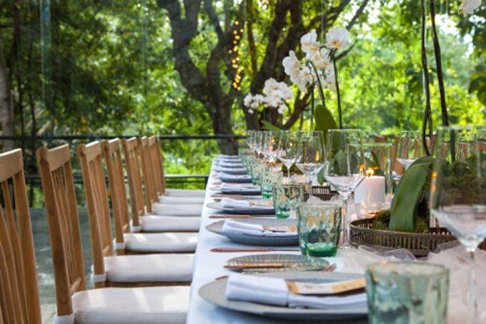 The Glass House Wedding by Tirtha Bali - 018