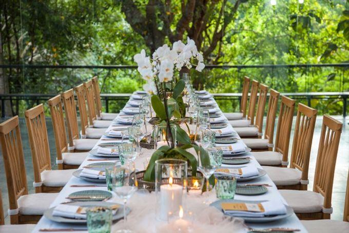 The Glass House Wedding by Tirtha Bali - 020