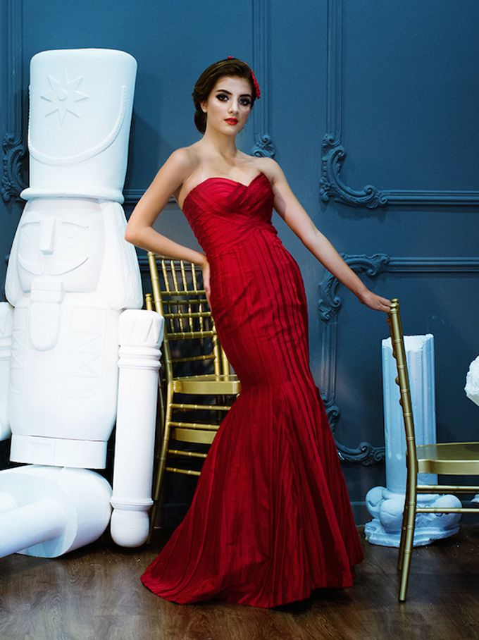 Pre-Wedding Gowns Collection by The Dresscodes Bridal - 012