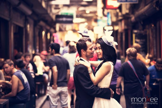 Prewedding by Monkee by Monkee - 021