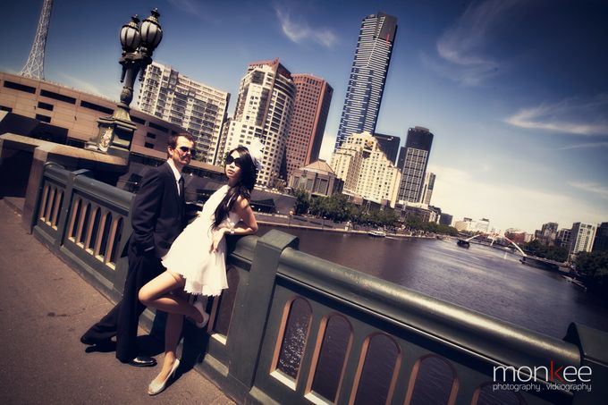 Prewedding by Monkee by Monkee - 022