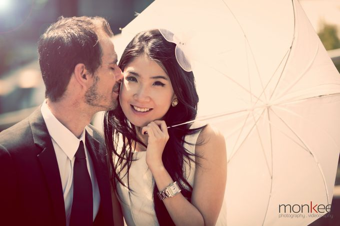 Prewedding by Monkee by Monkee - 023